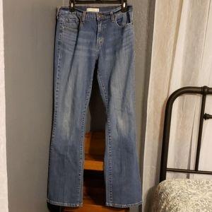 Levi's bootcut 515 jeans